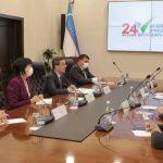 ازبکستان 4 150x150 - ورود نمایندگان شورای عالی انتخابات ترکیه برای نظارت به تاشکند