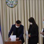 ازبکستان 5 150x150 - انتخابات ریاست جمهوری ازبکستان با نظم و کاملاً شفاف در حال برگزاری است