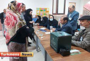پیام قدردانی مسئولین گنبدکاووس از حضور مردم در انتخابات یازدهمین دوره مجلس شورای اسلامی