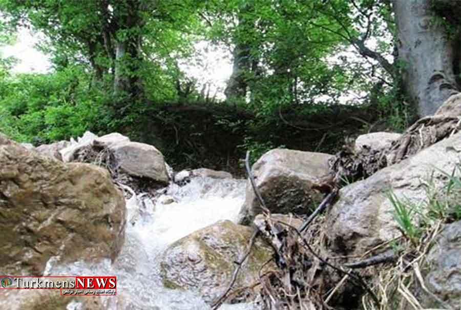 انتقال آب چشمه های زرینگل به شاهرود ممنوع شد