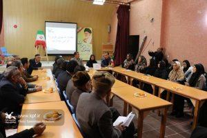 ترکمن کوموش دفه.jpg2  300x200 - انجمن ادبیات ترکمنی در کوموش دفه آغاز بهکار کرد