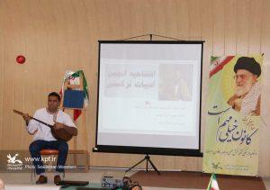 ترکمن کوموش دفه.jpg3  300x211 - انجمن ادبیات ترکمنی در کوموش دفه آغاز بهکار کرد