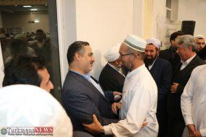 با قرآن 10 300x200 - محفل انس با قرآن با حضور قاری بینالمللی کشور در گنبدکاووس برگزار شد+تصاویر