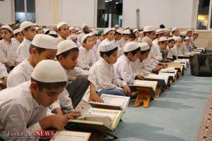 با قرآن 3 300x200 - محفل انس با قرآن با حضور قاری بینالمللی کشور در گنبدکاووس برگزار شد+تصاویر