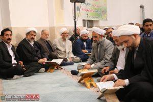 با قرآن 9 300x200 - محفل انس با قرآن با حضور قاری بینالمللی کشور در گنبدکاووس برگزار شد+تصاویر