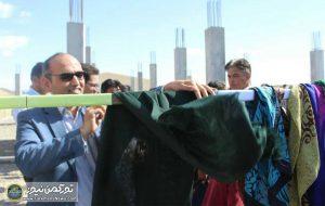 روسری برای ساخت مدرسه شهرستان مراوه تپه 3 300x190 - زنان ترکمن روسریهای خود را برای ساخت مدرسه اهدا کردند+ عکس