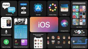 iOS 14 300x169 - اپل به طور رسمی از iOS 14 رونمایی کرد