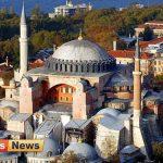ترکیه 150x150 - ایاصوفیادا عیباداتا آچیلماغا تایار یاغدایا گلیأر