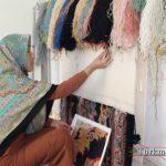 ایجاد مجتمع کارگاهی فرش ترکمن در گنبدکاووس/ تقویت و حمایت از هنرمندان صنایع دستی ترکمن