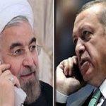 ترکیه 2 150x150 - تورکیه بیلن ایران ینگ جمهورباشلیقلاری تلفن آرقالی دوشوشیق گچیردی