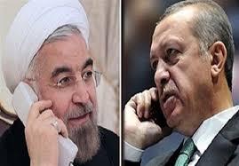 ترکیه 2 - تورکیه بیلن ایران ینگ جمهورباشلیقلاری تلفن آرقالی دوشوشیق گچیردی