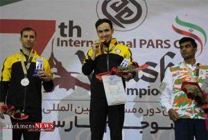 قهرمان ووشو 300x202 - ورزشکاران ایرانی قهرمان رقابتهای بین المللی ووشو/هیات ووشو گلستان دوم شد