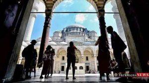 ایستامبول سیاحاتچیلیق پوداغیندا رکورد قۇیدی