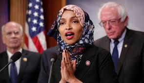 عمر ، نماینده مسلمان کنگره آمریکا - درخواست نماینده مسلمان کنگره آمریکا از رئیسجمهور جدید
