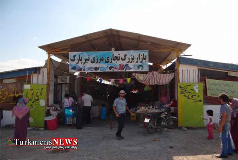 دو بازارچه مرزی گنبدکاووس ساماندهی و زیباسازی می شود