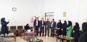 مدارس استثنائی1 300x146 - بازدید معاون سیاسی امنیتی و اجتماعی استاندار گلستان از مدرسه کودکان استثنایی مرکز استان