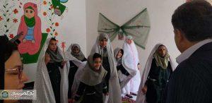 مدارس استثنائی3 300x146 - بازدید معاون سیاسی امنیتی و اجتماعی استاندار گلستان از مدرسه کودکان استثنایی مرکز استان