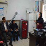 بازدید معاون سیاسی، امنیتی و اجتماعی فرماندار از مراکز ترک اعتیاد شهرستان ترکمن