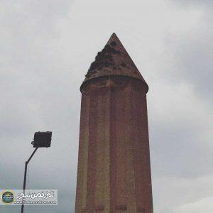 قابوس 1 2 300x300 - میراث فرهنگی برای نجات برج جهانی گنبدکاووس دست به دامان دانشگاهیان شد