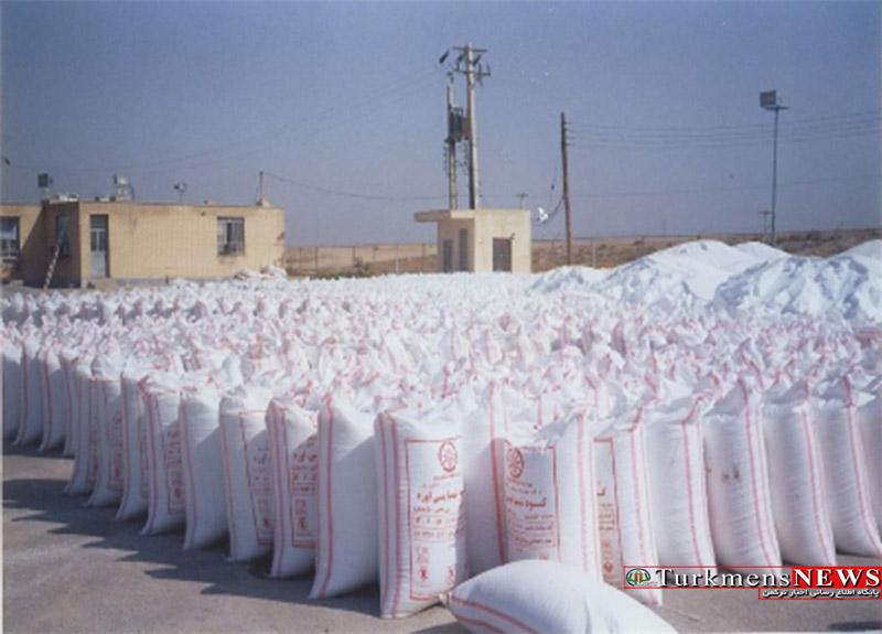 برطرف شدن مشکل تأمین کود محصولات بهاره و تابستانه در گلستان