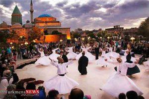 مولانا قونیه 300x200 - نرخ ارز باعث کاهش حضور ایرانیان در مراسم بزرگداشت مولانا شد