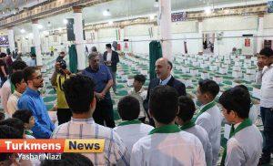 عیدانه گنبد ترکمن نیوز1 300x182 - 3 هزار بسته معیشتی عیدانه در گنبدکاووس توزیع می شود+تصاویر