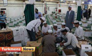 عیدانه گنبد ترکمن نیوز2 300x182 - 3 هزار بسته معیشتی عیدانه در گنبدکاووس توزیع می شود+تصاویر