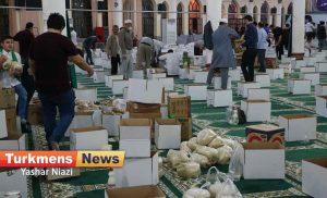 عیدانه گنبد ترکمن نیوز5 300x182 - 3 هزار بسته معیشتی عیدانه در گنبدکاووس توزیع می شود+تصاویر