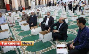 عیدانه گنبد ترکمن نیوز7 300x182 - 3 هزار بسته معیشتی عیدانه در گنبدکاووس توزیع می شود+تصاویر