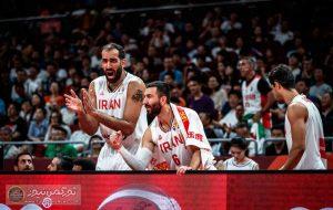 ایران 1 300x190 - صعود دراماتیک بسکتبال ایران به المپیک 2020+ تصاویر