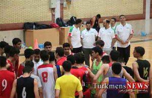 برگزاری بسکتبال نوجوانان غرب آسیا به میزبانی گرگان