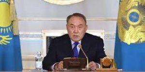 چاکیدزی معاون دبیرکل سازمان بین المللی فرهنگ ترک 300x150 - پیشنهاد نصب تندیس «نظربایف» در قزاقستان