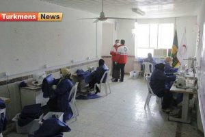 کارگاه 300x200 - ایجاد کارگاه تولید لباس پزشکی و پرستاری در شهرستان بندرگز