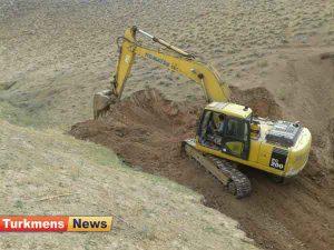 خاکی ماسان1 300x225 - احداث بند خاکی برای جلوگیری و مهار گالی درحوزه ماسان