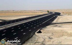 محور بندرترکمن کردکوی 1 300x187 - یک کیلومتر ازمحور کردکوی – بندر ترکمن آسفالت شد