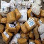 بیش از ۸۰ کیلوگرم موادمخدر در گلستان کشف شد
