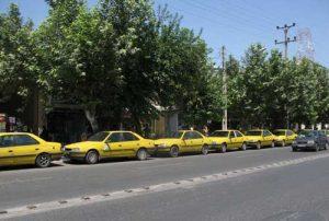 گنبد 300x202 - تاکسی های برون شهری در گنبدکاووس دست از کار کشیدند