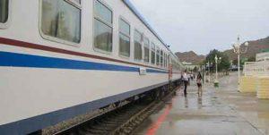 قطارها در ترکمنستان 300x151 - تعلیق تردد قطارها در ترکمنستان تا اول نوامبر