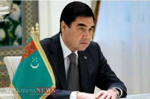 پریزدنتی 300x198 - Türkmenistanlylar Gurbanlykda üç gün dynç alarlar