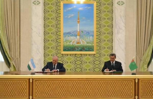 ازبکستان 1 - تورکمنستان بیلن ازبکستان سوو مسئله سی بویونچا اورتاق توپار دورهتدیلر