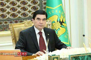 ترکمنستان از توسعه روابط تجاری و اقتصادی در خزر حمایت می کند