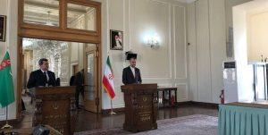 ایران 2 300x151 - توافق ایران و ترکمنستان برای امضای سند جامع همکاریها و ارتقای حجم تبادل تجاری