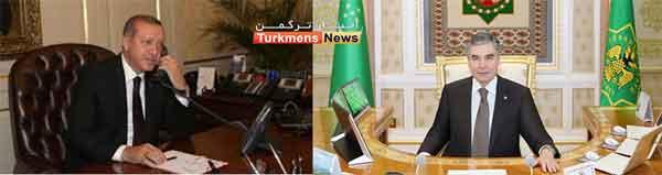 ترکیه - تاکید بر همکاری دوجانبه محور گفتوگوی رئیس جمهور ترکمنستان و ترکیه