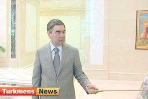 رئیس جمهور 300x200 - Berdy Muhammetowyň Koronanyň Türkmenistana girmeginiň öňüni almak baradaky buýruklary
