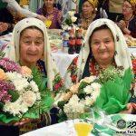هدیه جالب رئیس جمهور ترکمنستان به همه زنان کشورش