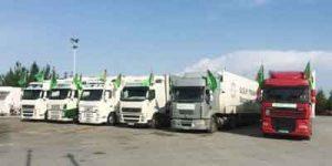 16 300x150 - قوانین جدید تردد کامیونها در ترکمنستان