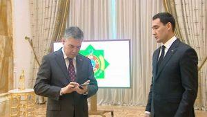 27 300x169 - انتصاب سردار بردی محمداف به سمت معاون نخست وزیر ترکمنستان