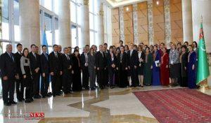 3 300x176 - پایتخت ترکمنستان میزبان همایش بین المللی حقوق بشر