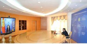 36 300x151 - ترکمنستان بر همکاری جمعی در چارچوب جنبش عدم تعهد تاکید کرد