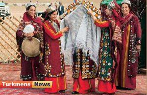 فلسفه نقوش در لباس محلی ترکمن